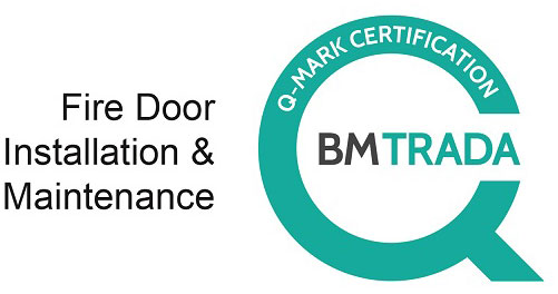 BM Trada certified fire door installer